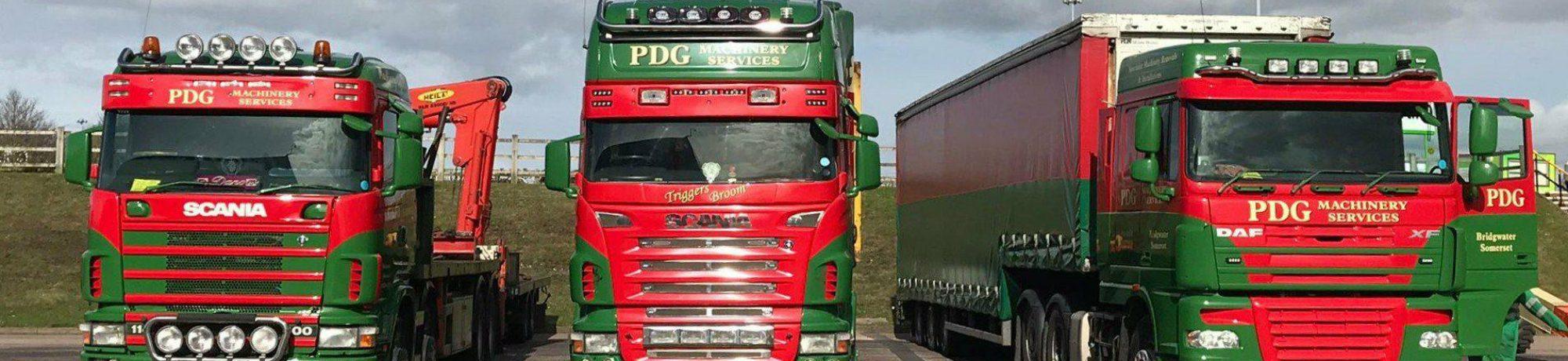 new lorries